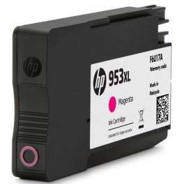 HP 953 XL cartridge velká purpurová (F6U17AE) - renovovaná