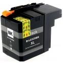 Brother LC-529 XLBK černá - kompatibilní
