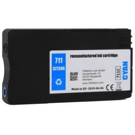HP 711 (CZ130A) modrá kompatibilní, 29 ml