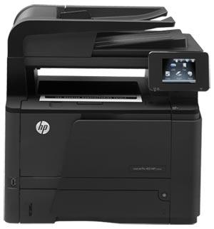 HP LaserJet Pro 400 M 425 dw